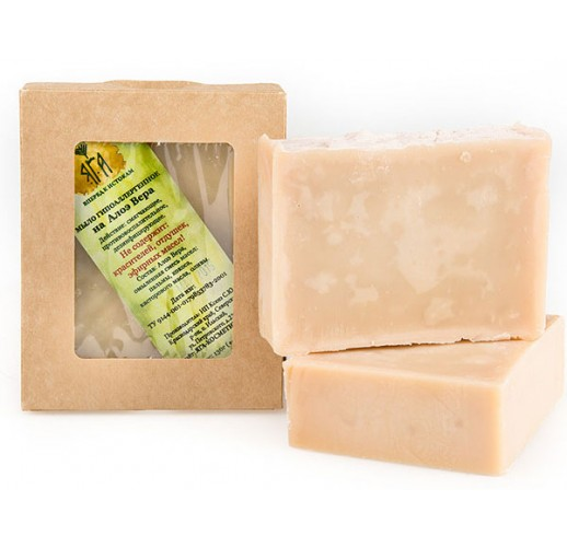Aloe Vera soap, 130g