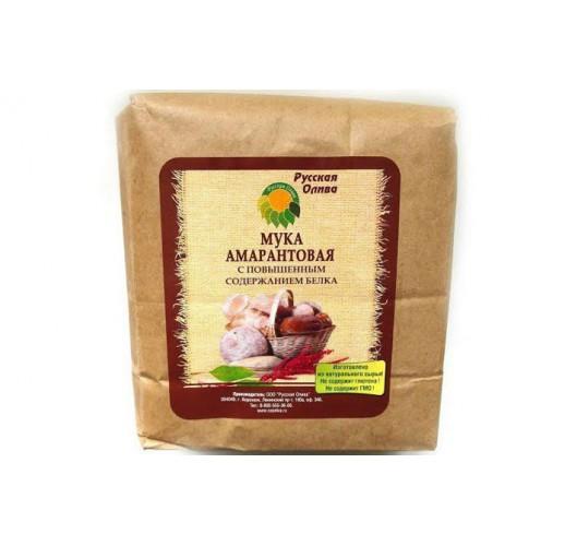 Amaranth germ flour,  1 kg