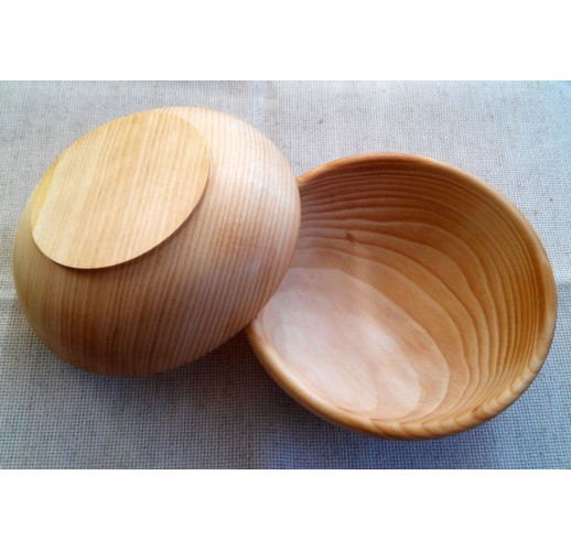 Cedar bowl 15 cm