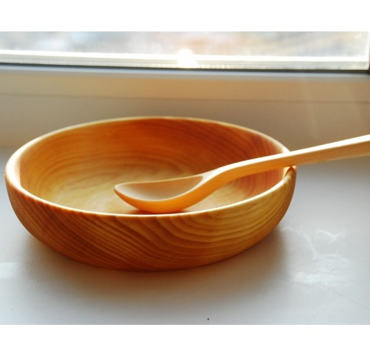 Cedar bowl 18 cm