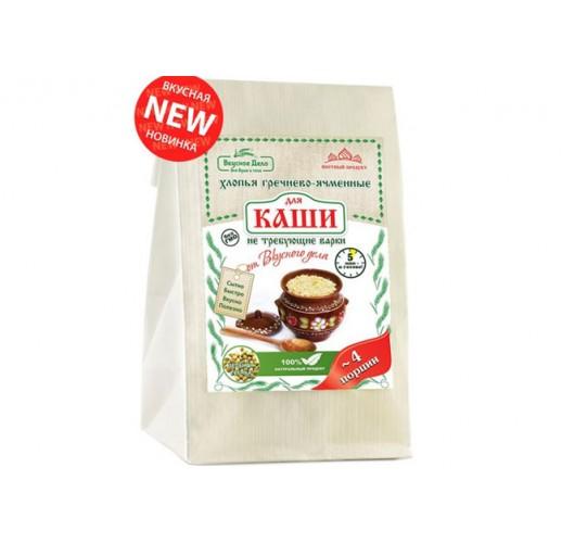 Buckwheat / barley porridge mix, 175 g