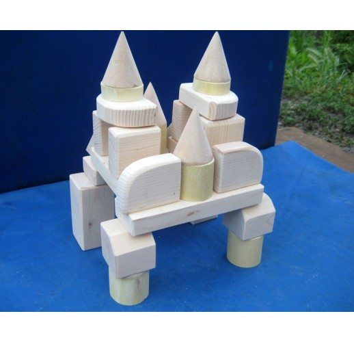 Castle play kit