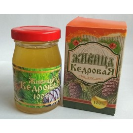 Cedar resin 100%, 100 ml