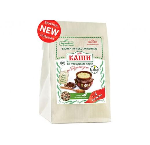 Chickpeas / barley porridge mix, 175 g