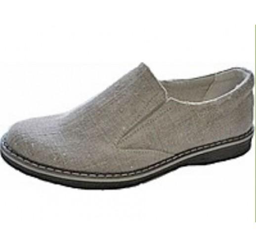 "Hemp shoes ""Comfort-rubber"""