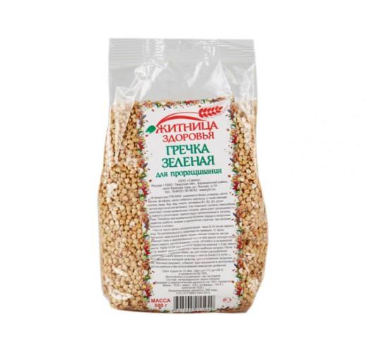 Green buckwheat for germination, 500 g