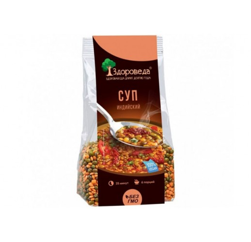"Indian soup mix ""Masoor Dal"", 250 g"