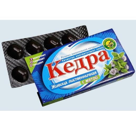 Kedra larch resin / mint