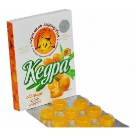 Kedra throat lozenges (RCOR) / sea-buckthorn