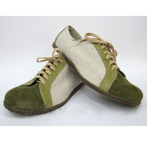 "Hemp shoes ""Logan-1"""