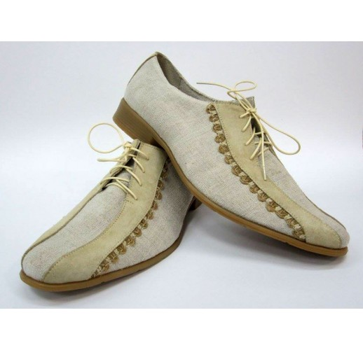 "Hemp shoes ""Mark"""