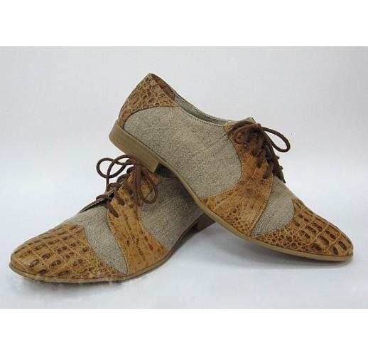 """Hemp shoes """"Modus"""""""