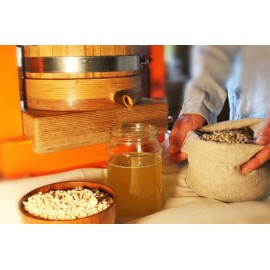 Cedar nut oil, 1050 ml, plastic bottle