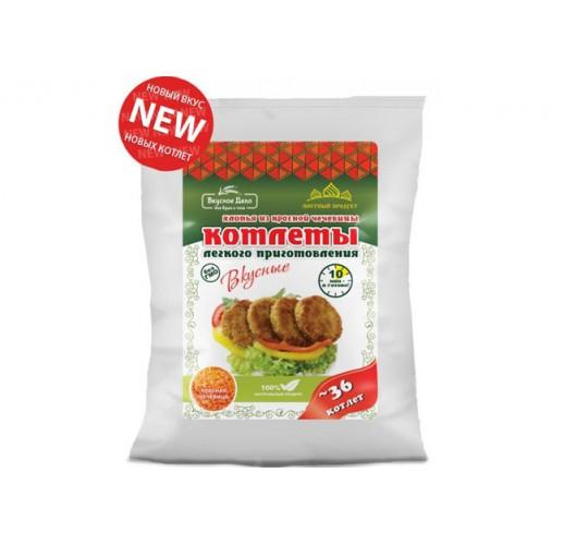 Red lentils cutlets, 500 g