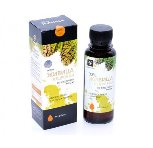 Cedar resin 30%, 100 ml