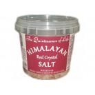 Himalayan salt, red, 284 g