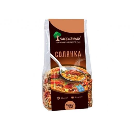 """Russian soup mix """"Solyanka"""", 250 g"""