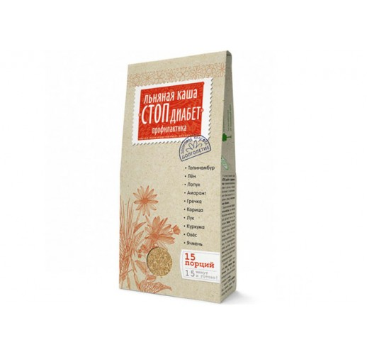 "Healing porridge ""Stop diabetes"", 400 g"