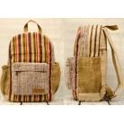 "Hemp backpack ""Tamel-2"""