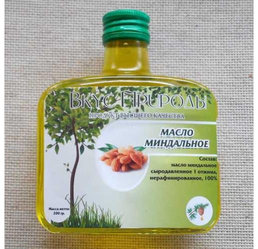 Almond oil, 240 ml
