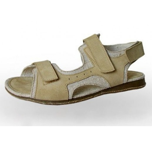 "Hemp sandals ""Trek"""