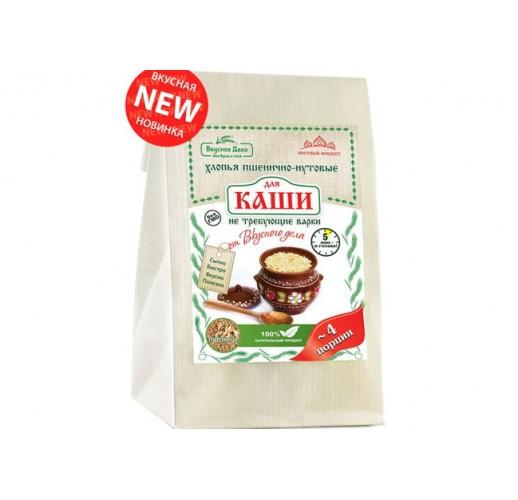 Wheat / chickpeas porridge mix, 175 g