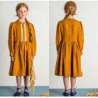 Linen dress for girl