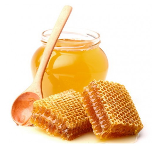 Honey in combs, 400 g