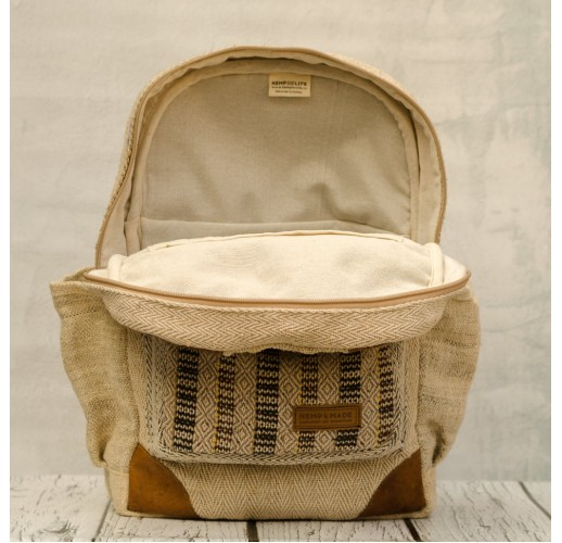 "Hemp backpack ""Narantan"""