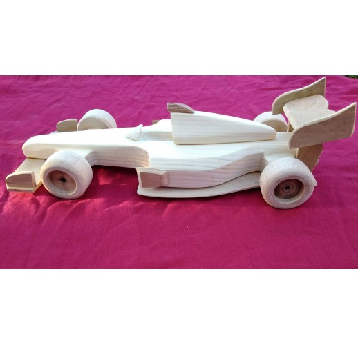 Bolide Formula-1 model