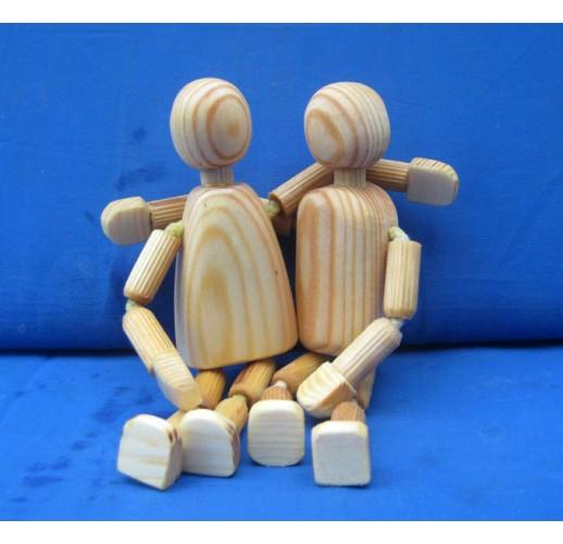 The couple (man & woman)