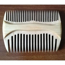 Cedar comb double