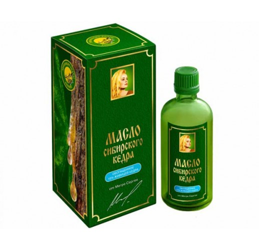 Cedar nut oil / cedar resin 10%