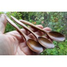 Tea spoon (hevea wood)