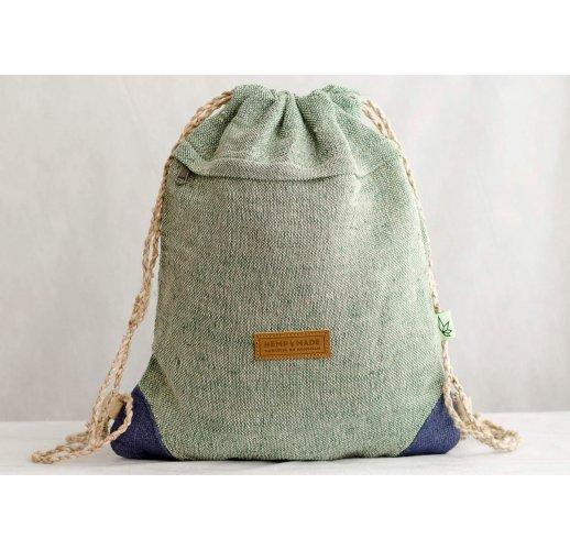 Torba backpack Helambu-blue
