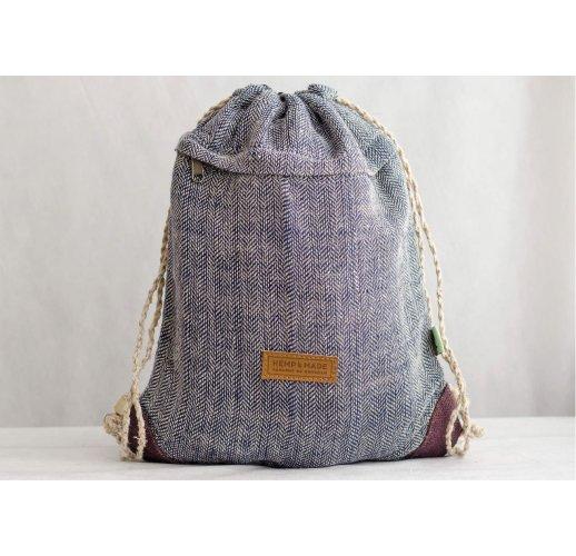 Torba backpack Helambu-purple