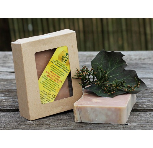 Caucasian herbs soap, 100g