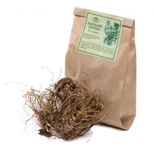Maral root, bulk, raw, 50g