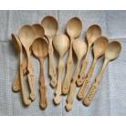 Spoon (aspen or cherry wood)