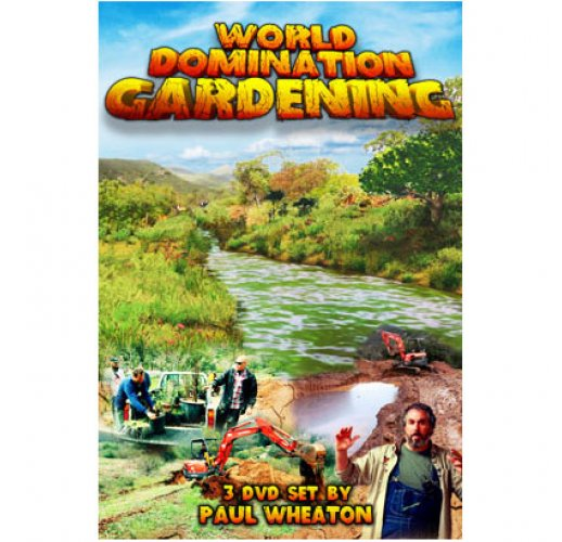 World Domination Gardening, 3-DVD download