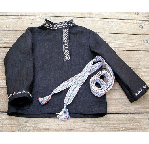 Russian shirt for boy