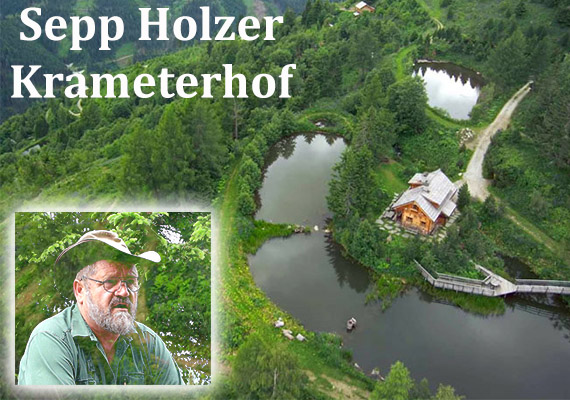 Sepp Holzer: My vision for a responsible, natural life